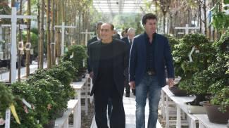 Berlusconi da Vannucci