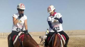 Fuxiateam protagonista nel deserto del Dubai