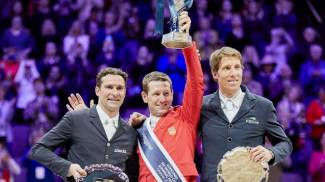 Omaha: McLain Ward is the World Cup champion