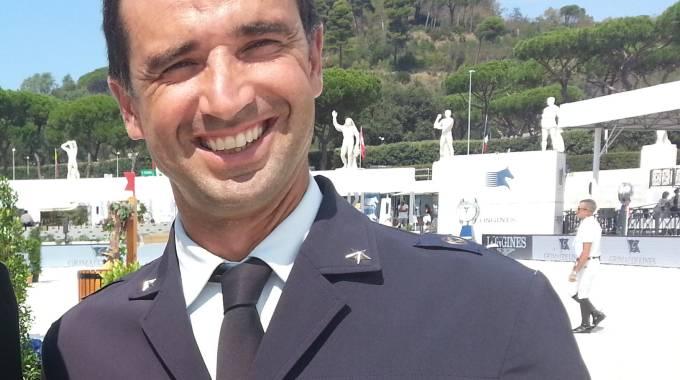 Il campione uscente Emilio Bicocchi (ph. UM)