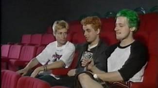 Mezzago, i Green Day agli esordi, nelle poltroncine del cinema del Bloom