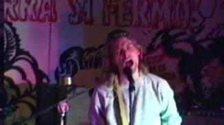 Mezzago, Kurt Cobain sul palco del Bloom