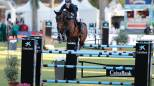 Henrik von Eckermann on flying form at LGCT Madrid