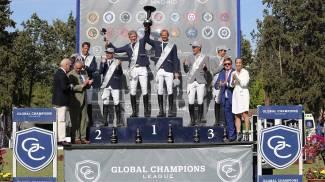 Beerbaum and Kutscher star in Madrid GCL showdown