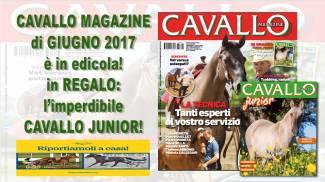 Cavallo Magazine: la prova del campo a dita incrociate