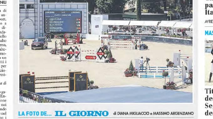 Sport: il Piazza di Siena 2017 seguilo con noi