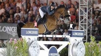 Moya Stars in LGCT Grand Prix of Cannes