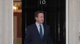 Il premier britannico David Cameron (Ansa)