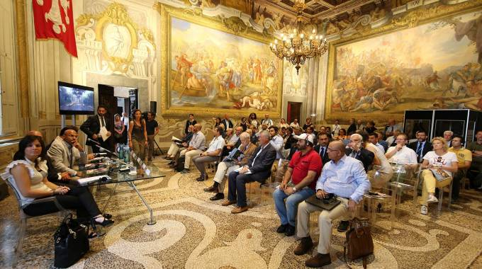 Conferenza Stampa Toscana Endurance Lifestyle 2017 (foto sistemaeventi.it)