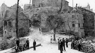 Stragi naziste sull'appennino tosco-emiliano (Ansa)