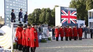 Brilliant Brash Tops British 1-2 at spectacular LGCT London
