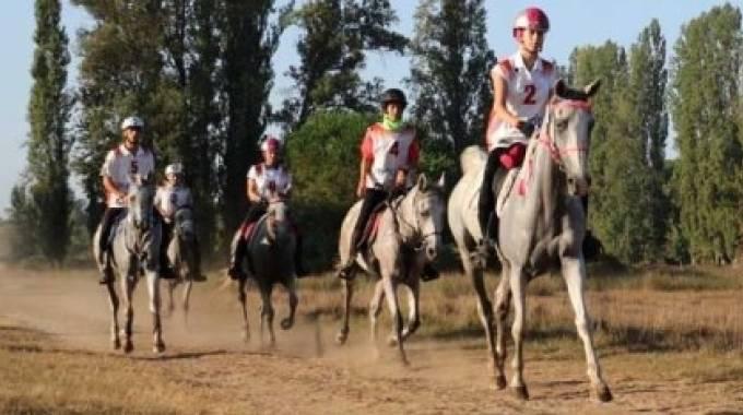 Un momento del Toscana Endurance Lifestyle