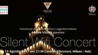 Silent Wifi Concert