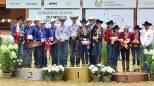 Sport Equestri: per l'Italia Young Riders del Reining argento mondiale