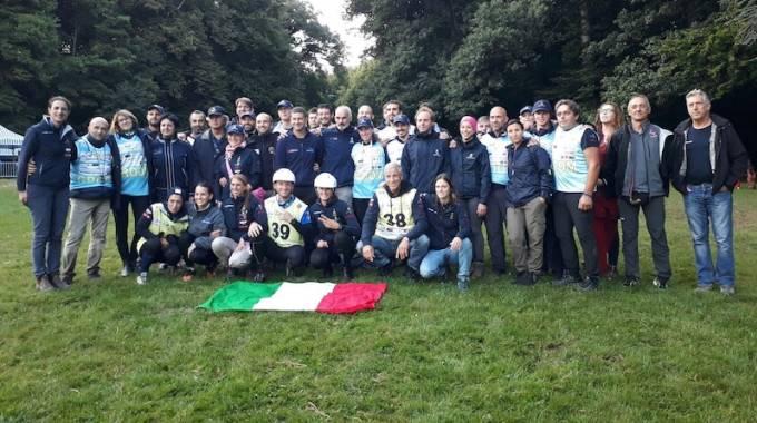 Endurance: Italia argento d'Europa