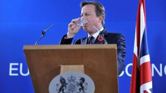 David Cameron (Olycom)
