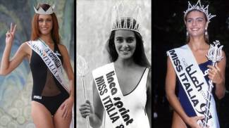 Miss Italia, le reginette degli anni passati