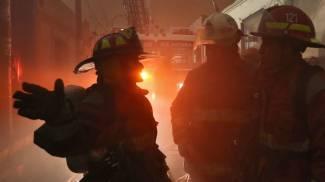 Vigili del fuoco (Olycom)