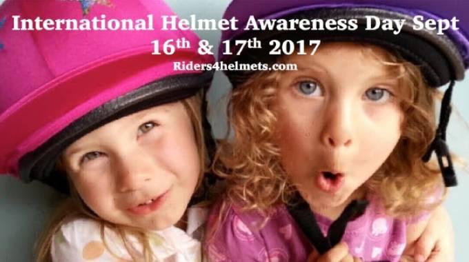 Kep Italia sostiene l'International Helmet Awarness Day 2017 - 16 e 17 settembre 2017 -