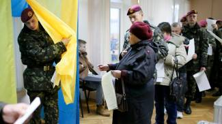 Elezioni legislative in Ucraina (Reuters)