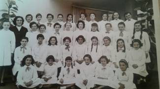La foto d'epoca