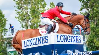 Longines FEI Nations Cup final: Canadians clinch pole position in first qualifier