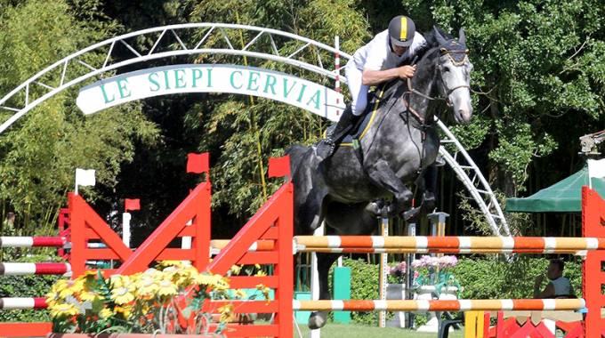Sport Equestri: prosegue alla grande la stagione a Le Siepi © CIC Le Siepi