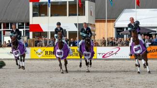 Germany crowned FEI Nations Cup Eventing champions 2017