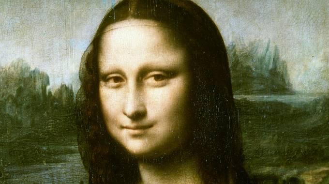 La Gioconda di Leonardo nasconde un volto androgino