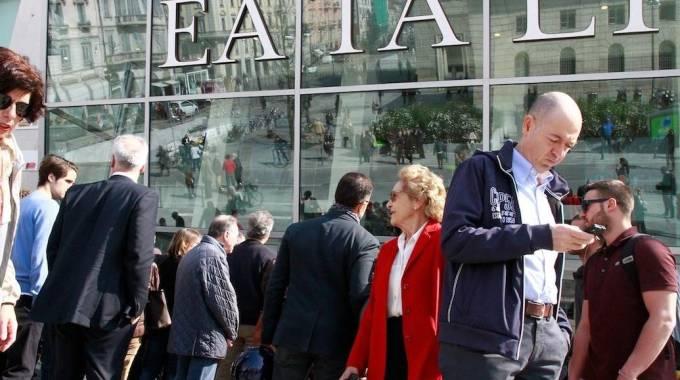 Eataly a Milano (Foto Omnimilano)