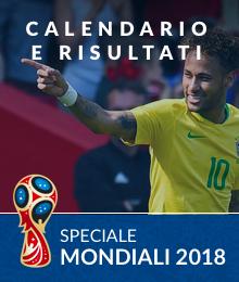 Calendario e risultati
