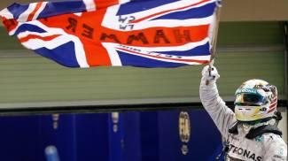 F1, Lewis Hamilton campione del mondo (Ap)