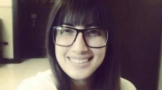 Una foto tratta dal profilo Facebook di Francesca Bilotti la studentessa universitaria morta (Ansa)