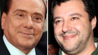 """Salvini presenta il papello a Silvio. """"Dieci punti, se non firma è fuori"""""""