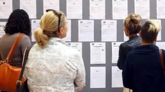 Disoccupazione record (Germogli)