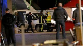 Nantes, lancia il furgone contro i mercatini di Natale al grido 'Allah è grande' (Reuters)