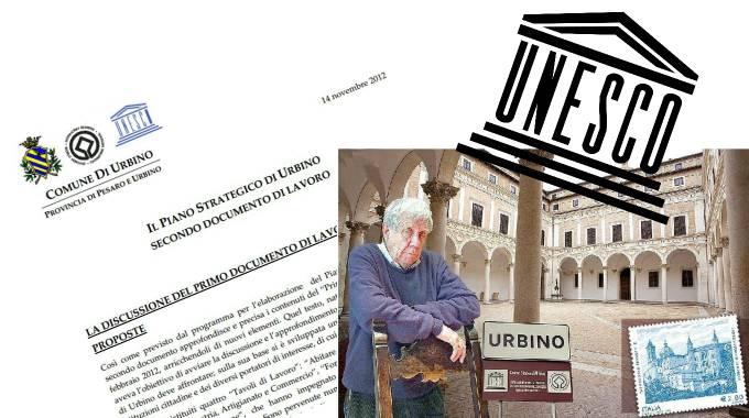 Urbino sito unesco a rischio senza il piano strategico for Creatore del piano del sito