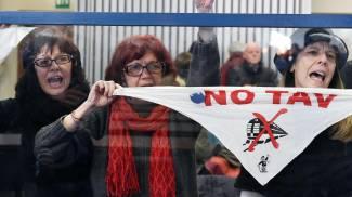 SENTENZA E PROTESTE / No Tav, 47 condanne e 6 assoluzioni per gli scontri del 2011