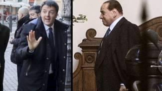 """Quirinale, tensione Berlusconi-Renzi. Pd: """"Si parte e si arriva con Mattarella"""""""