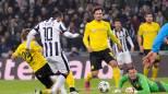 Juventus-Borussia Dortmund, gli scatti dallo Stadium