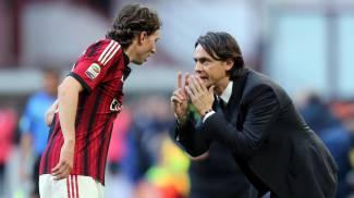 Milan, non c'è pace per Inzaghi. Stop per Montolivo e De Jong