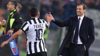 """Juve, Allegri: """"Un passo avanti, ma potevano essere tre"""""""