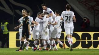 Lasagna in gol, finisce il digiuno: Il Carpi fa fuori l'Avellino