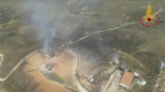 Maltempo, altre due vittime. Abruzzo, esplode gasdotto: tragedia sfiorata / VIDEO