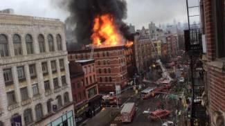 New York, esplode una palazzina a Manhattan: almeno 12 feriti / DIRETTA