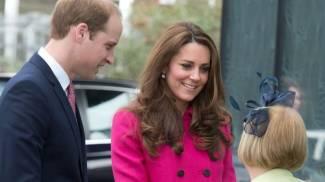 Kate, ultimo impegno prima del parto. Per i bookie sarà una femminuccia