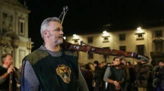 Balestra, il trionfo di Sansepolcro: doppietta dopo sei anni a Gubbio
