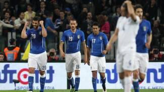 Pellè non basta all'Italia. L'Inghilterra ferma Conte: 1-1