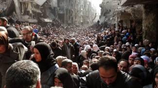 Siria, l'Isis arriva fino a Damasco. Campo profughi palestinese occupato da jihadisti