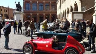 Mille Miglia a Rimini